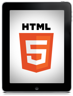 HTML5 en iPad